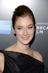 """""""Newlyweds"""" Premiere Caitlin Fitzgerald1-11-2012 / Crosby Street Hotel / New York NY / Tribeca Film / Photo by Eric Reichbaum - Image 24148_0030"""