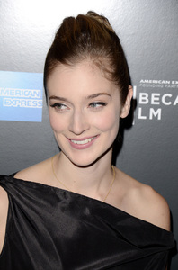 """""""Newlyweds"""" Premiere Caitlin Fitzgerald1-11-2012 / Crosby Street Hotel / New York NY / Tribeca Film / Photo by Eric Reichbaum - Image 24148_0031"""