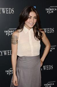 """Newlyweds"" Premiere Danielle Pineda1-11-2012 / Crosby Street Hotel / New York NY / Tribeca Film / Photo by Eric Reichbaum - Image 24148_0054"