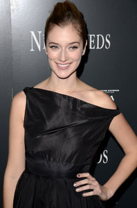"""""""Newlyweds"""" Premiere Caitlin Fitzgerald1-11-2012 / Crosby Street Hotel / New York NY / Tribeca Film / Photo by Eric Reichbaum - Image 24148_0112"""