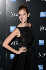 """Newlyweds"" Premiere Caitlin Fitzgerald1-11-2012 / Crosby Street Hotel / New York NY / Tribeca Film / Photo by Eric Reichbaum - Image 24148_0220"
