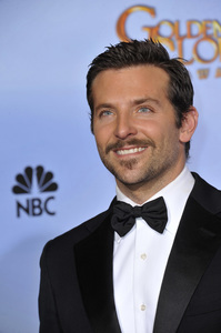 """The Golden Globe Awards - 69th Annual"" (Press Room) Bradley Cooper1-15-2012 © 2012 Jean Cummings - Image 24150_0004"