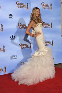 """The Golden Globe Awards - 69th Annual"" (Press Room) Elle MacPherson1-15-2012 © 2012 Jean Cummings - Image 24150_0026"