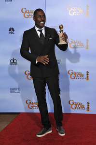 """The Golden Globe Awards - 69th Annual"" (Press Room) Idris Elba1-15-2012 © 2012 Jean Cummings - Image 24150_0047"