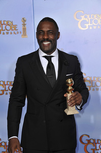 """The Golden Globe Awards - 69th Annual"" (Press Room) Idris Elba1-15-2012 © 2012 Jean Cummings - Image 24150_0048"