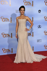 """""""The Golden Globe Awards - 69th Annual"""" (Press Room) Kate Beckinsale1-15-2012 © 2012 Jean Cummings - Image 24150_0070"""