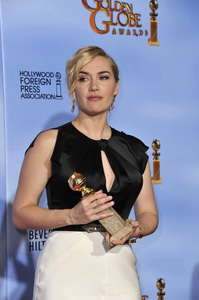 """""""The Golden Globe Awards - 69th Annual"""" (Press Room) Kate Winslet1-15-2012 © 2012 Jean Cummings - Image 24150_0073"""