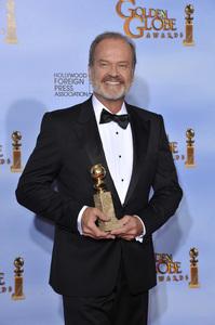 """The Golden Globe Awards - 69th Annual"" (Press Room) Kelsey Grammer1-15-2012 © 2012 Jean Cummings - Image 24150_0079"