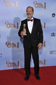 """The Golden Globe Awards - 69th Annual"" (Press Room) Kelsey Grammer1-15-2012 © 2012 Jean Cummings - Image 24150_0080"