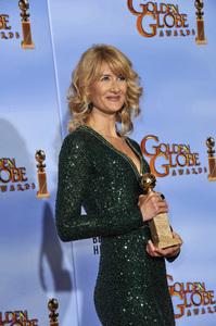 """The Golden Globe Awards - 69th Annual"" (Press Room) Laura Dern1-15-2012 © 2012 Jean Cummings - Image 24150_0082"
