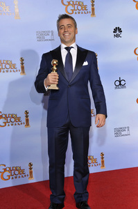 """The Golden Globe Awards - 69th Annual"" (Press Room) Matt LeBlanc1-15-2012 © 2012 Jean Cummings - Image 24150_0101"