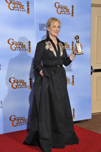 """The Golden Globe Awards - 69th Annual"" (Press Room) Meryl Streep1-15-2012 © 2012 Jean Cummings - Image 24150_0105"
