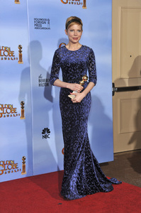 """""""The Golden Globe Awards - 69th Annual"""" (Press Room) Michelle Williams1-15-2012 © 2012 Jean Cummings - Image 24150_0112"""