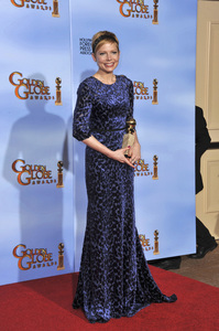 """""""The Golden Globe Awards - 69th Annual"""" (Press Room) Michelle Williams1-15-2012 © 2012 Jean Cummings - Image 24150_0114"""