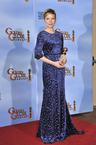 """""""The Golden Globe Awards - 69th Annual"""" (Press Room) Michelle Williams1-15-2012 © 2012 Jean Cummings - Image 24150_0115"""