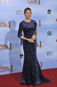 """""""The Golden Globe Awards - 69th Annual"""" (Press Room) Michelle Williams1-15-2012 © 2012 Jean Cummings - Image 24150_0116"""