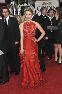 """""""The Golden Globe Awards - 69th Annual"""" (Arrivals) Dianna Agron1-15-2012 © 2012 Jean Cummings - Image 24150_0151"""