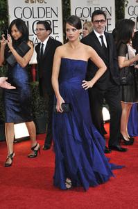 """The Golden Globe Awards - 69th Annual"" (Arrivals) Berenice Bejo1-15-2012 © 2012 Jean Cummings - Image 24150_0166"