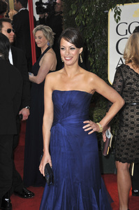"""The Golden Globe Awards - 69th Annual"" (Arrivals) Berenice Bejo1-15-2012 © 2012 Jean Cummings - Image 24150_0167"