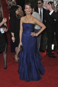 """The Golden Globe Awards - 69th Annual"" (Arrivals) Berenice Bejo1-15-2012 © 2012 Jean Cummings - Image 24150_0168"