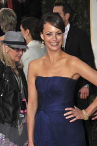 """The Golden Globe Awards - 69th Annual"" (Arrivals) Berenice Bejo1-15-2012 © 2012 Jean Cummings - Image 24150_0169"