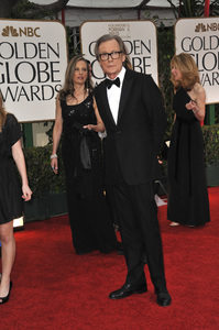 """""""The Golden Globe Awards - 69th Annual"""" (Arrivals) Bill Nighy1-15-2012 © 2012 Jean Cummings - Image 24150_0171"""