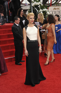 """""""The Golden Globe Awards - 69th Annual"""" (Arrivals) Claire Danes1-15-2012 © 2012 Jean Cummings - Image 24150_0188"""