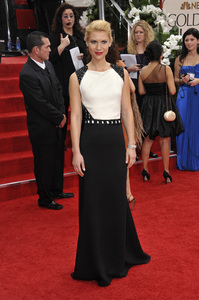 """""""The Golden Globe Awards - 69th Annual"""" (Arrivals) Claire Danes1-15-2012 © 2012 Jean Cummings - Image 24150_0190"""