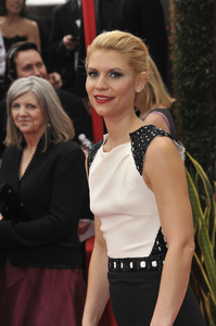 """""""The Golden Globe Awards - 69th Annual"""" (Arrivals) Claire Danes1-15-2012 © 2012 Jean Cummings - Image 24150_0192"""