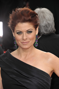 """The Golden Globe Awards - 69th Annual"" (Arrivals) Debra Messing1-15-2012 © 2012 Jean Cummings - Image 24150_0200"