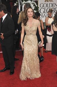 """The Golden Globe Awards - 69th Annual"" (Arrivals) Diane Lane1-15-2012 © 2012 Jean Cummings - Image 24150_0203"
