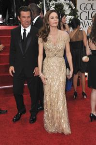 """The Golden Globe Awards - 69th Annual"" (Arrivals) Josh Brolin, Diane Lane1-15-2012 © 2012 Jean Cummings - Image 24150_0204"