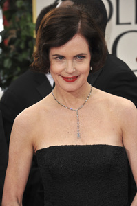 """""""The Golden Globe Awards - 69th Annual"""" (Arrivals) Elizabeth McGovern1-15-2012 © 2012 Jean Cummings - Image 24150_0209"""