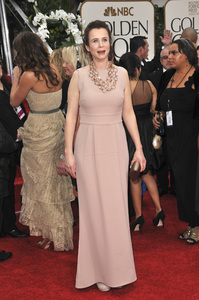 """""""The Golden Globe Awards - 69th Annual"""" (Arrivals) Emily Watson1-15-2012 © 2012 Jean Cummings - Image 24150_0218"""