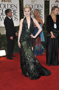 """The Golden Globe Awards - 69th Annual"" (Arrivals) Evan Rachel Wood1-15-2012 © 2012 Jean Cummings - Image 24150_0229"