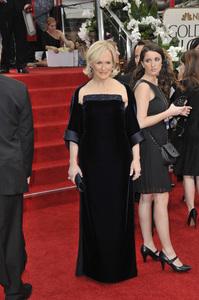 """The Golden Globe Awards - 69th Annual"" (Arrivals) Glenn Close1-15-2012 © 2012 Jean Cummings - Image 24150_0241"