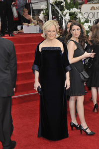 """The Golden Globe Awards - 69th Annual"" (Arrivals) Glenn Close1-15-2012 © 2012 Jean Cummings - Image 24150_0241"