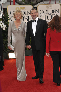 """The Golden Globe Awards - 69th Annual"" (Arrivals) Hugh Bonneville1-15-2012 © 2012 Jean Cummings - Image 24150_0253"