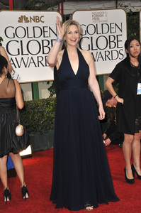 """The Golden Globe Awards - 69th Annual"" (Arrivals) Jane Lynch1-15-2012 © 2012 Jean Cummings - Image 24150_0258"