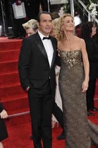 """The Golden Globe Awards - 69th Annual"" (Arrivals) Jean Dujardin1-15-2012 © 2012 Jean Cummings - Image 24150_0260"