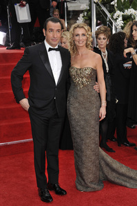 """The Golden Globe Awards - 69th Annual"" (Arrivals) Jean Dujardin1-15-2012 © 2012 Jean Cummings - Image 24150_0261"