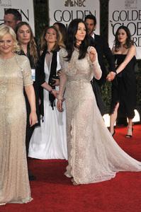 """The Golden Globe Awards - 69th Annual"" (Arrivals) Jessica Biel1-15-2012 © 2012 Jean Cummings - Image 24150_0266"