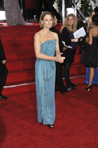 """""""The Golden Globe Awards - 69th Annual"""" (Arrivals) Jodie Foster1-15-2012 © 2012 Jean Cummings - Image 24150_0272"""