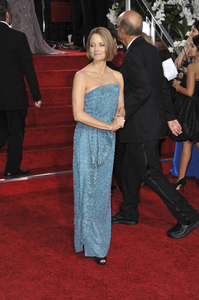 """""""The Golden Globe Awards - 69th Annual"""" (Arrivals) Jodie Foster1-15-2012 © 2012 Jean Cummings - Image 24150_0273"""