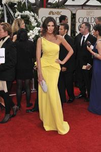 """The Golden Globe Awards - 69th Annual"" (Arrivals) Julie Kurbatova1-15-2012 © 2012 Jean Cummings - Image 24150_0282"