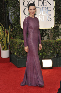 """""""The Golden Globe Awards - 69th Annual"""" (Arrivals) Julianna Margulies1-15-2012 © 2012 Jean Cummings - Image 24150_0285"""