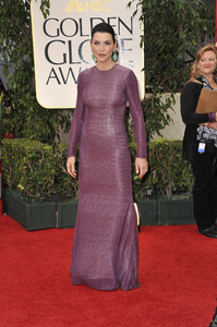 """""""The Golden Globe Awards - 69th Annual"""" (Arrivals) Julianna Margulies1-15-2012 © 2012 Jean Cummings - Image 24150_0286"""
