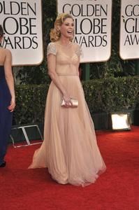 """The Golden Globe Awards - 69th Annual"" (Arrivals) Julie Bowen1-15-2012 © 2012 Jean Cummings - Image 24150_0289"