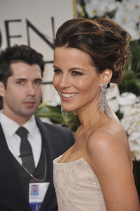 """""""The Golden Globe Awards - 69th Annual"""" (Arrivals) Kate Beckinsale1-15-2012 © 2012 Jean Cummings - Image 24150_0298"""