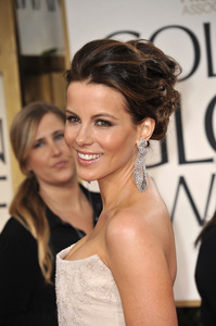 """""""The Golden Globe Awards - 69th Annual"""" (Arrivals) Kate Beckinsale1-15-2012 © 2012 Jean Cummings - Image 24150_0299"""